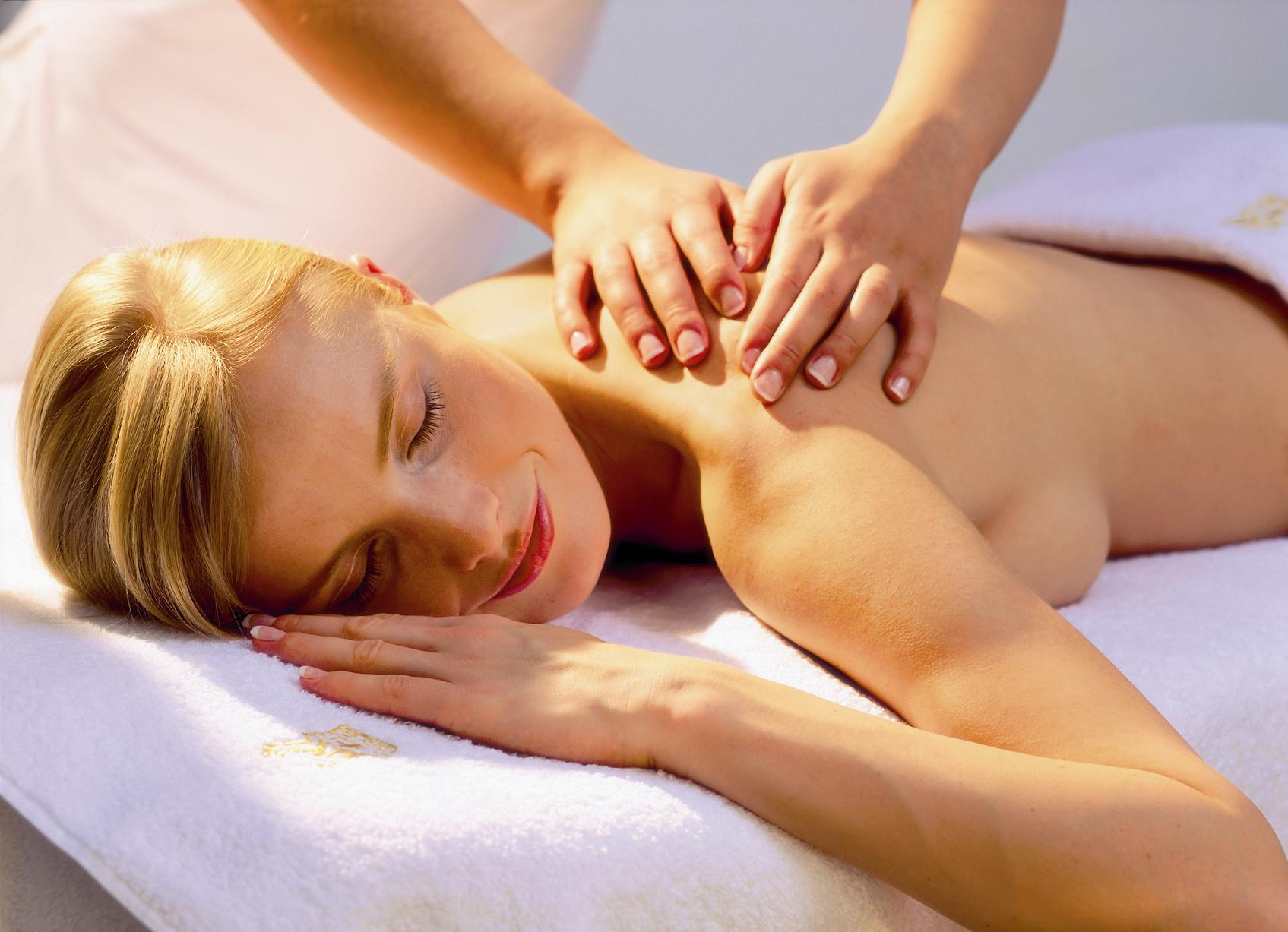 Massage beerta